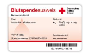 003 Blutspenderausweis