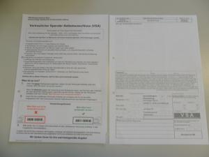 005 Formular zur Blutspende - DRK Schmelz