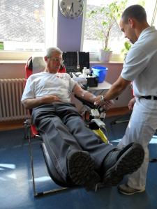 009 Blutspenderaum DRK Schmelz
