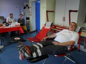 010 Blutspenderaum DRK Schmelz